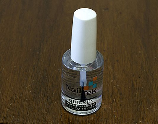 Productbeoordeling: Nail Tek Quicken Top Coat