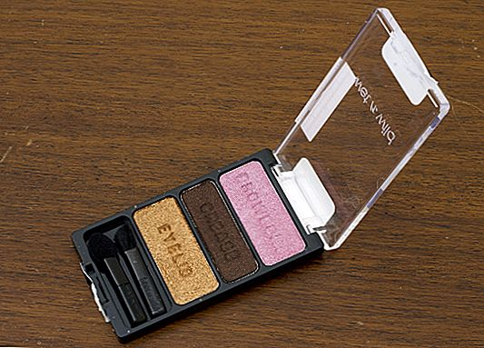 Pregled proizvoda: Wet 'n' Wild Color ikona Eyeshadow Trio U Ja sam dobivanje Sunburned