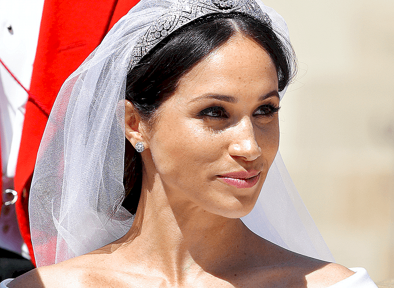 Meghan Markle Perfect Nude Lip Secret, näitas