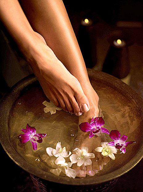 DIY Beauty: 3 Homemade Foot Soaks Recepten