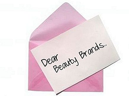 Letters To Beauty Brands, Volume 01
