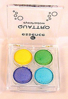 Productbeoordeling: Essence Quattro Eyeshadow in Party Animal